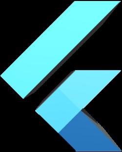 flutter-logo 3d