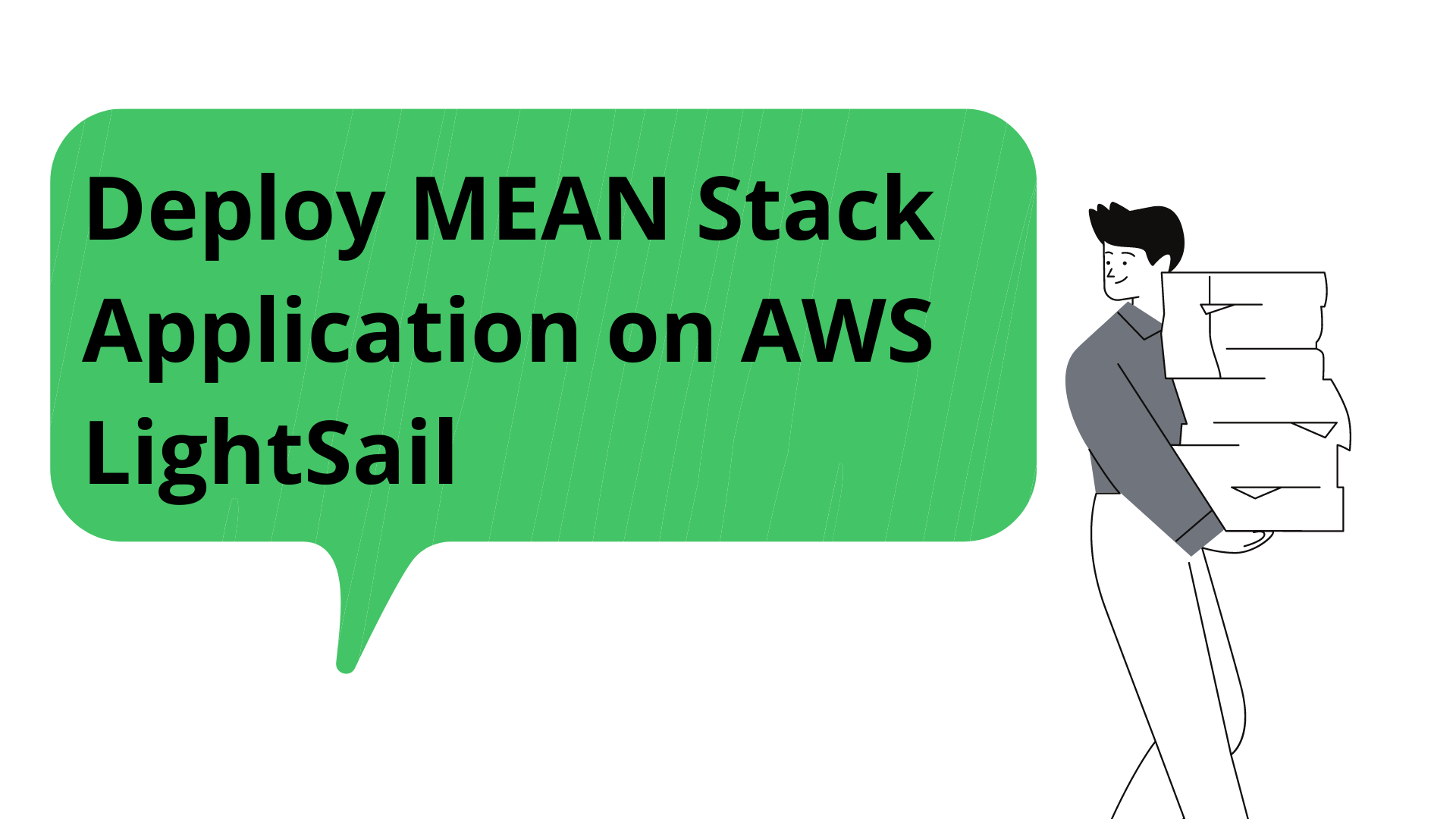 How to Deploy MEAN Stack Application on AWS LightSail