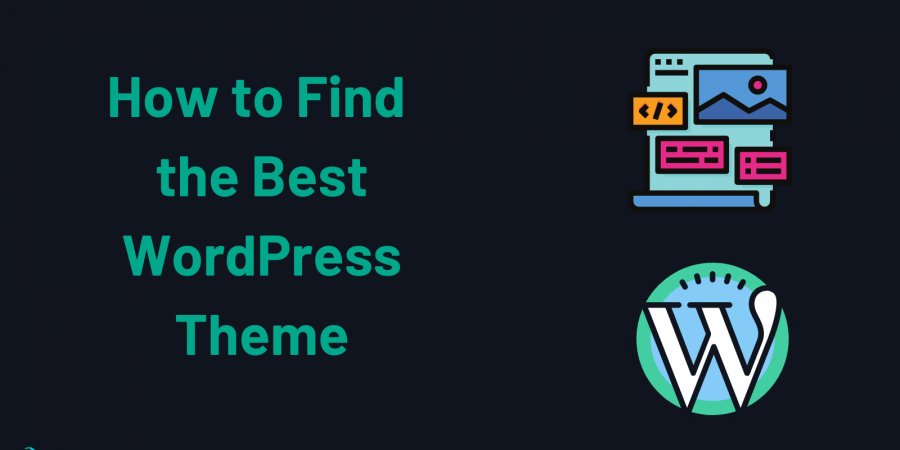 _How to Find the Best WordPress Theme twiiter post